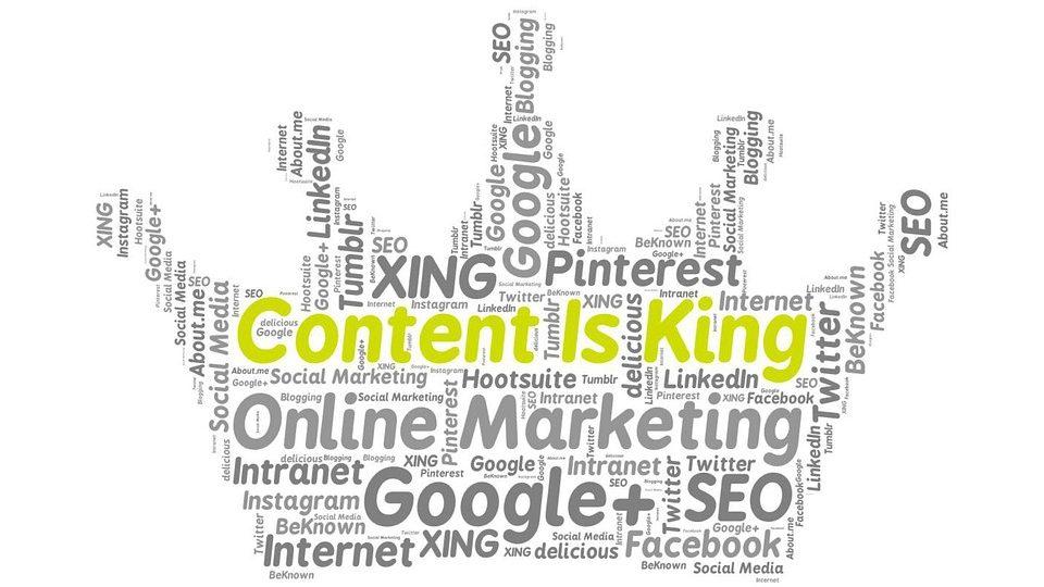 content marketing bedrijven