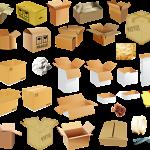 transport pakketjes